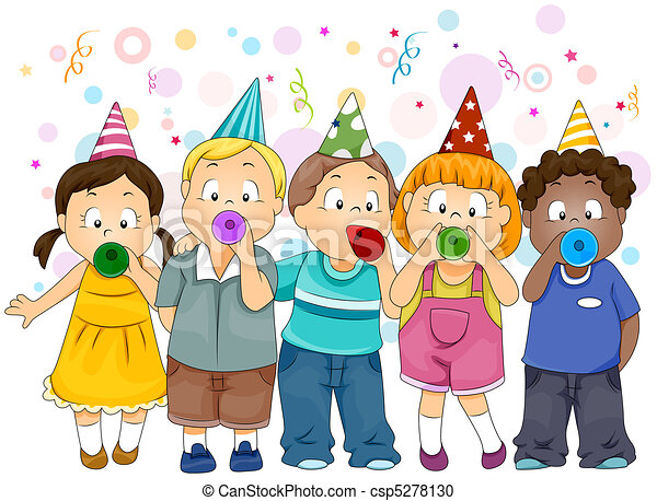 new year celebration clipart