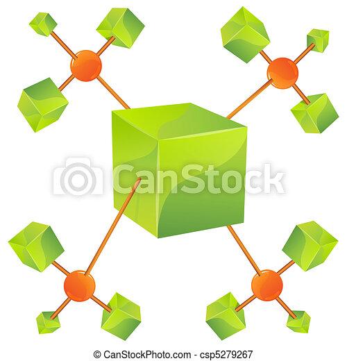 bonding icons - csp5279267