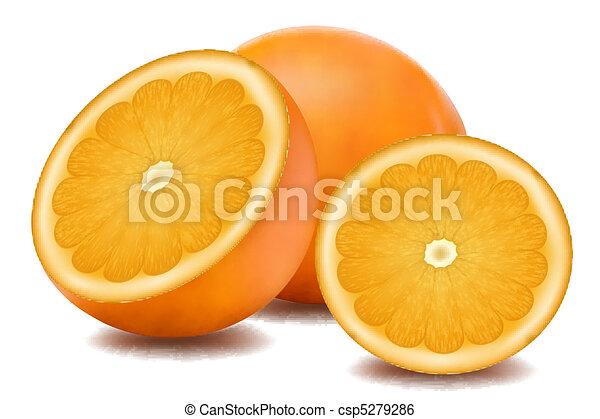 orange fruit - csp5279286