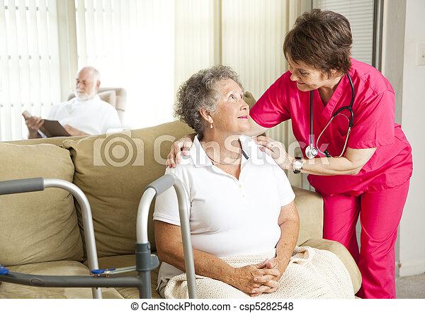 Nursing Home Care - csp5282548