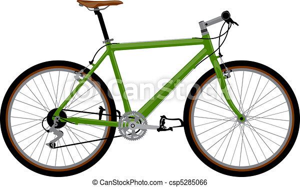 Bicycle - csp5285066