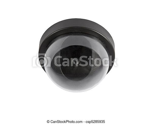 セキュリティー, カメラ - csp5285935