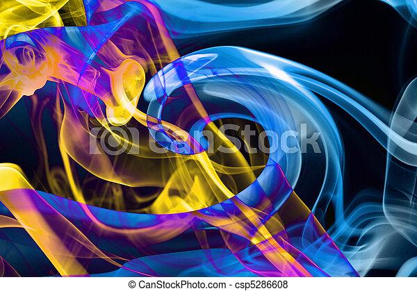 抽象的な 芸術 - csp5286608