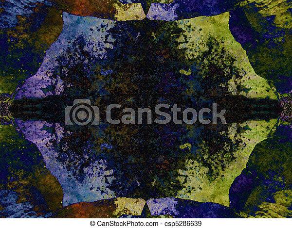 抽象的な 芸術 - csp5286639