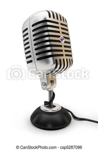 microphone - csp5287096