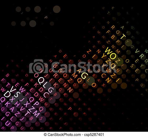 Digital program code - csp5287401