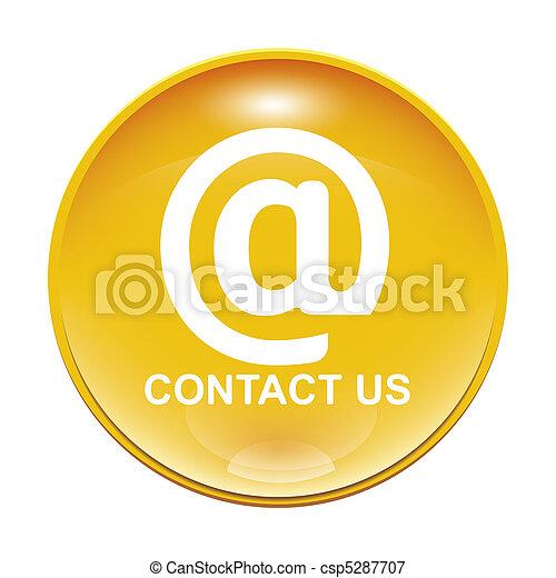 私達に連絡しなさい - csp5287707