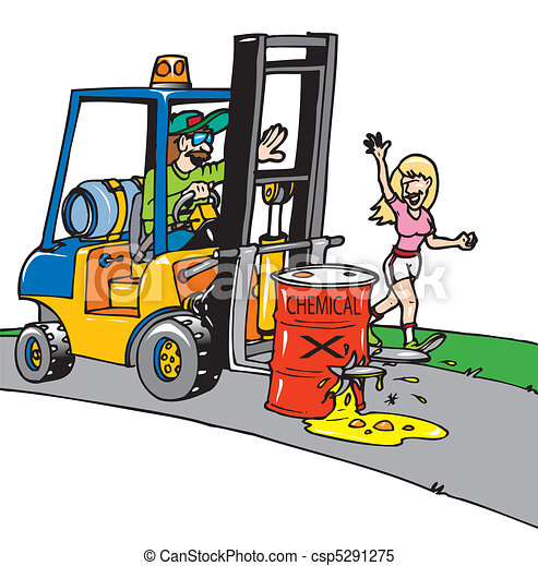 fork lift attention - csp5291275