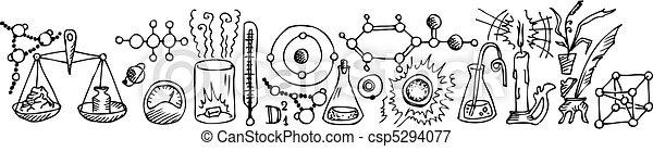 Scientific Lab II - csp5294077