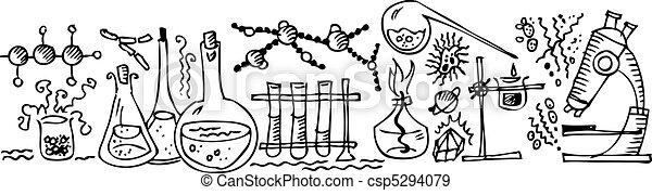 Scientific Lab III - csp5294079