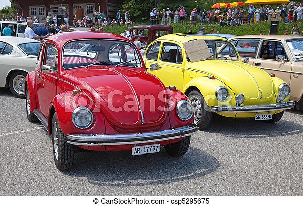 """Oldtimer"" car - csp5295675"