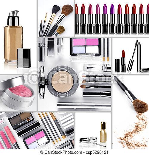makeup mix - csp5298121