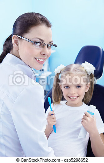 Dental care - csp5298652