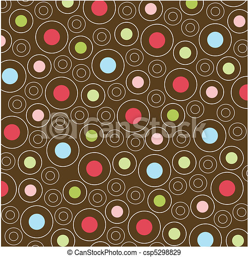seamless patterns, fabric texture - csp5298829