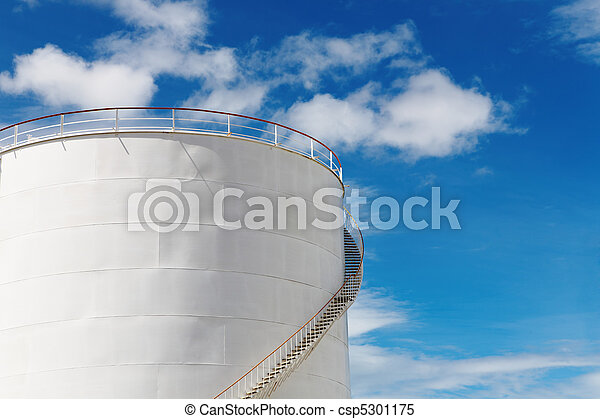 Industrial fuel tank - csp5301175