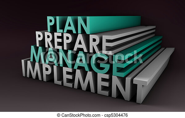 Management Planning - csp5304476