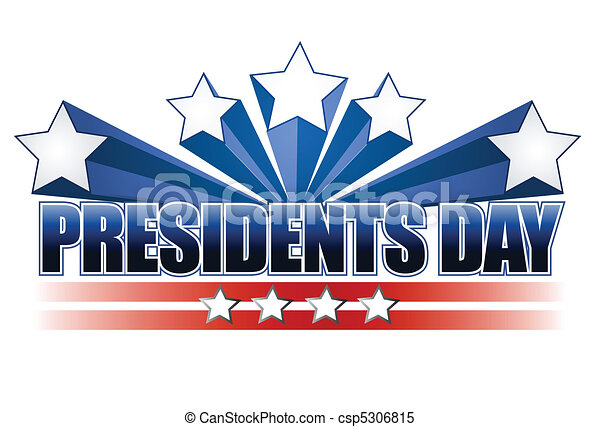 presidents day - csp5306815