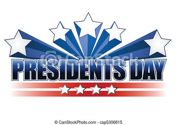 presidents day - csp5306815