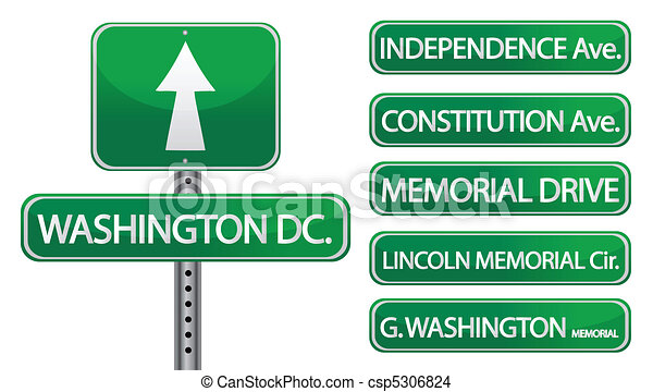 washington DC - csp5306824