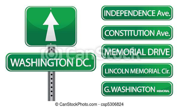washington DC - csp5306824