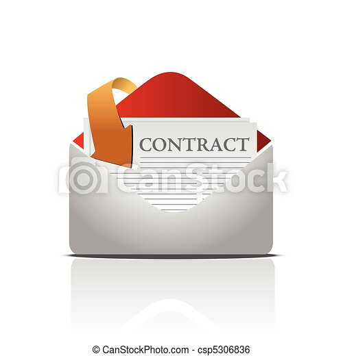mailing contract - csp5306836