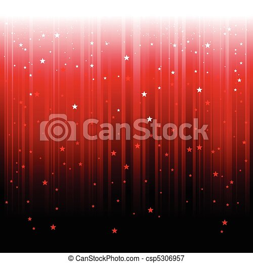 Abstract falling star background - csp5306957