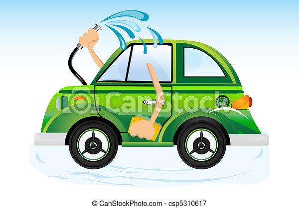 car washing - csp5310617