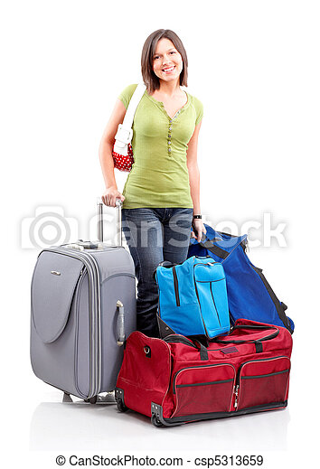 Tourist - csp5313659