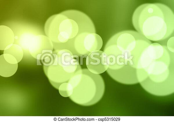 blur defocus lights - csp5315029