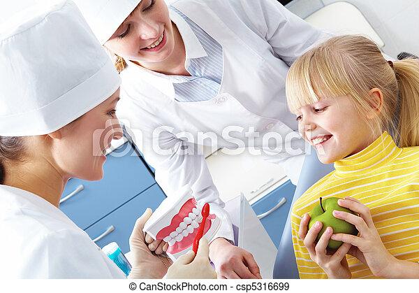 Care dental hygiene - csp5316699