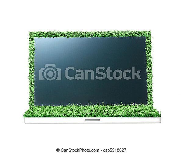 Sustainable computer - csp5318627