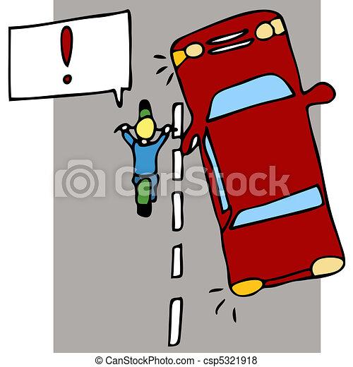 Motorcycle Accident - csp5321918