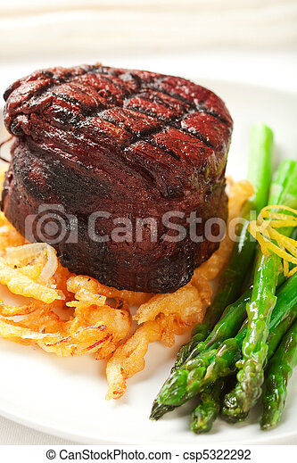 Filet Mignon - csp5322292