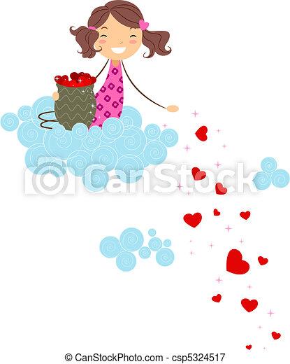 Spreading the Love - csp5324517