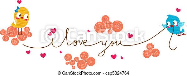 Love String - csp5324764