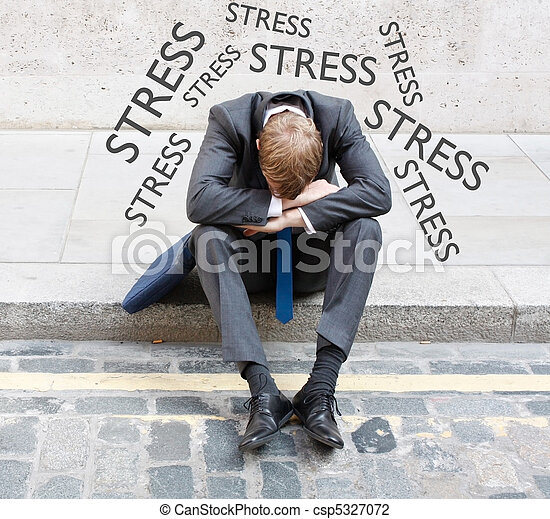 壓力 - csp5327072