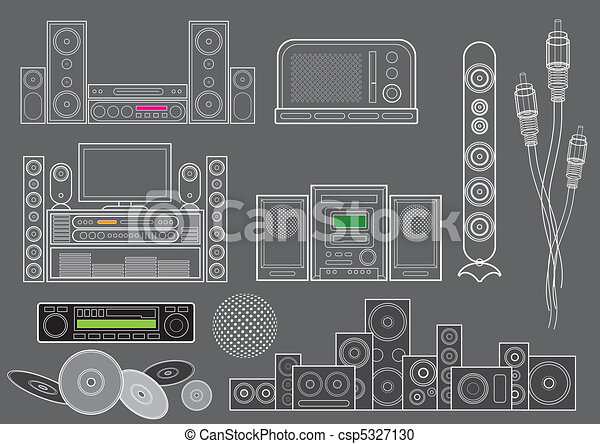 Music Device - csp5327130