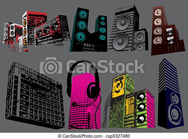 Speakers - csp5327480