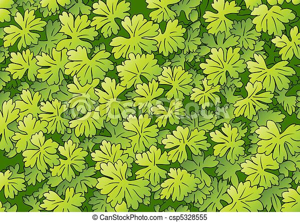 foliage - csp5328555