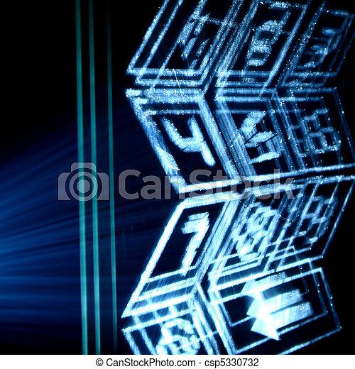 cyber numpad - csp5330732