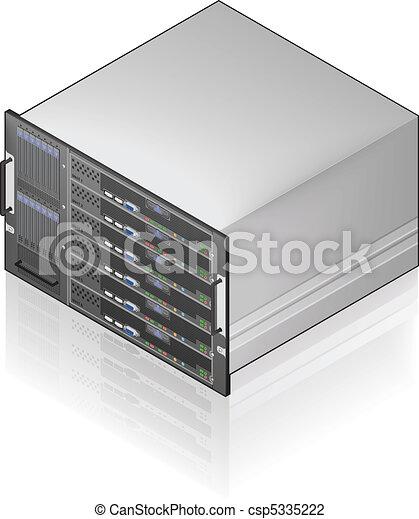 Server Unit - csp5335222