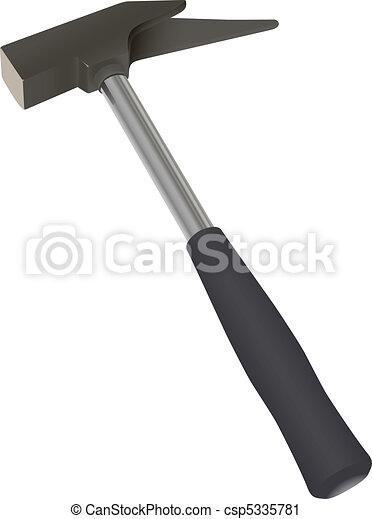 carpenter hammer - csp5335781