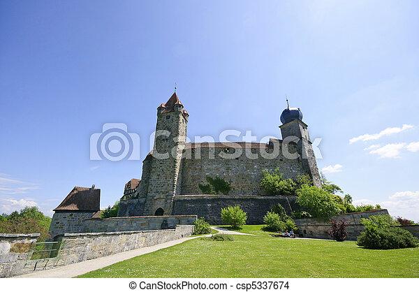 Coburg, Germany - csp5337674