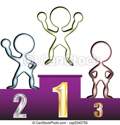 The winners - csp5340759