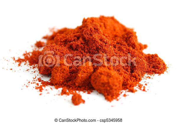Paprika - csp5345958