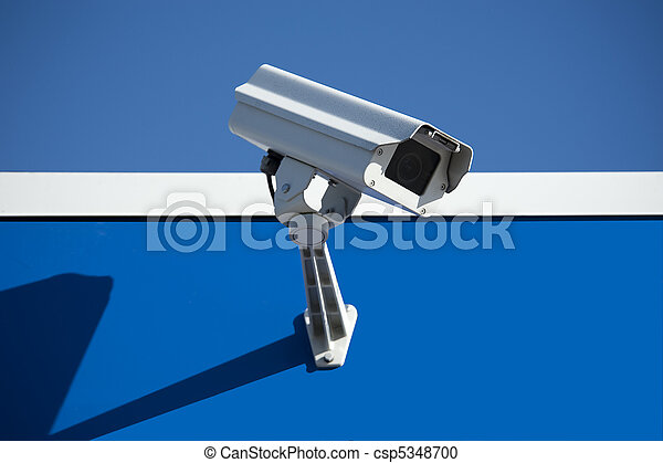 セキュリティー, カメラ - csp5348700