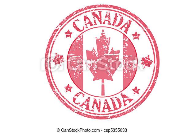 canada stamp - csp5355033