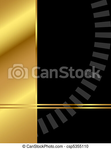 Simple Elegant Modern Vector Background - csp5355110