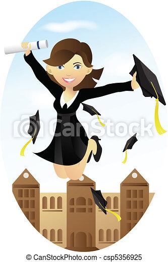 Graduation - csp5356925