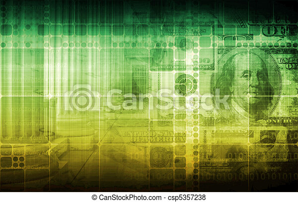 Financial Issues - csp5357238
